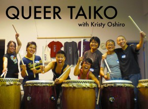 Queer Taiko with Kristy Oshiro
